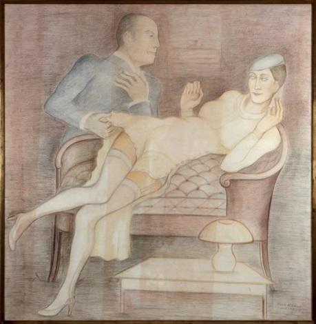 roberte à lhôtel de longchamp by pierre klossowski