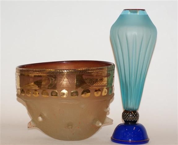 vases 2 works by brian hirst