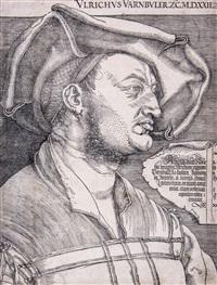 portrait of ulrich varnbüler by albrecht dürer