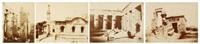souvenirs d'égypte offerts à madame zoe garcin par la famille jules bleton d'alexandrie (56 works) by henry cammas