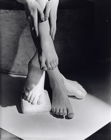 barefoot beauty by horst p horst