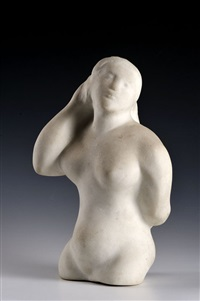 female nude by martin reiner