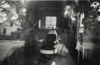 mcclellanville, s.c.(barber shop) by robert frank