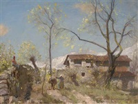 alpine farm by sir david murray