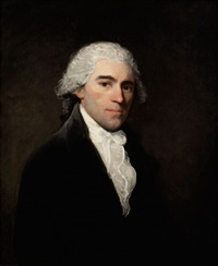 portrait des thomas jefferson by gilbert stuart