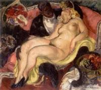 l'abandon by roland-marie gérardin