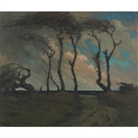 paysage a nicolet by rodolphe duguay