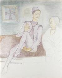 autoportrait by pierre klossowski