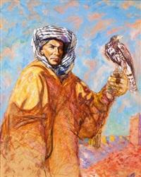 le maître fauconnier by patrice laurioz