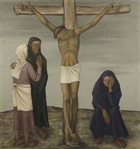 au pied de la croix by pierre henry