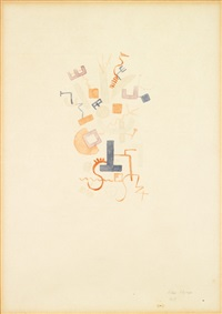 composition by lothar schreyer