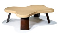 coffee table (model 5005) by paul t. frankl