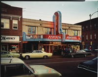 2nd street, ashland, wisconsin by stephen shore