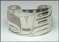 killer whale bracelet by robert charles davidson