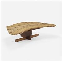 minguren i coffee table by george nakashima