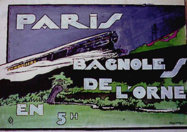 paris bagnoles de lorne en 5h by francois d albignac