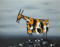 moneypenny's goat by michael smyth