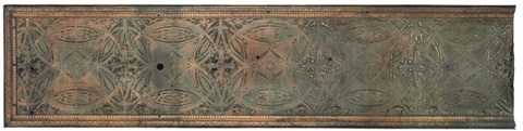 panel from the chicago stock exchange collab wlouis sullivan by dankmar adler
