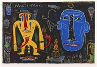 muti-man by norman clive catherine