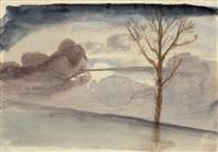 paysage classique by nicolas louis cabat
