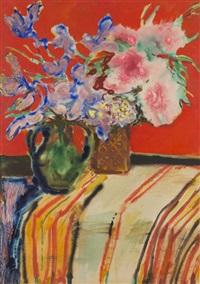 flowers by nicolas gluschenko