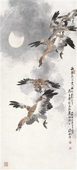 bird by luo xiaofan