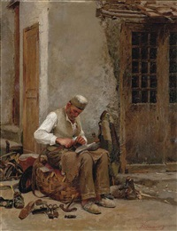 the shoemaker by natale attanasio