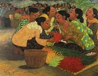 pasar bunga by rudi mardijanto