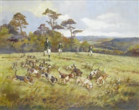 the bolebrook beagles by thomas ivester lloyd