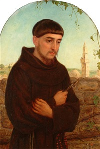 how to become a franciscan monk
