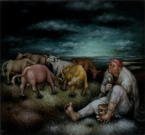 le gardien de troupeau by nada svegovic budaj