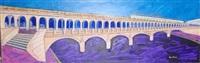 le pont de bercy (série les ponts de paris) by anne aknin