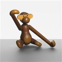 large monkey by kay bojesen