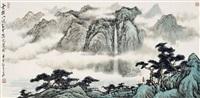 云轻山欲动 by deng huibo