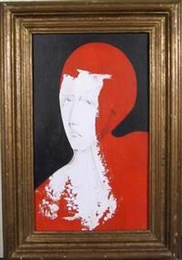 untitled (portrait) by alfio rapisardi