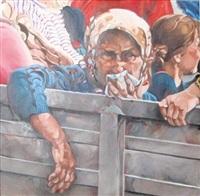 les réfugiés by camilla adami