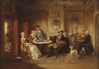 listening to merry tales by henricus engelbertus reijntjens