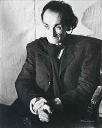 antonin artaud by denise colomb