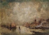 laguna veneziana by ivan karpov