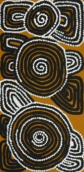 tingari cycle by tjapaltjarri george (dr. george) takata ward