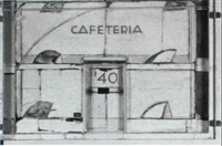 cafeteria by gustaf miller
