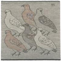 pigeons by dora jung