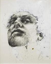 autoportrait by philippe pasqua