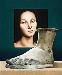 still life - perugino by david wadelton