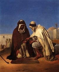 l'échange by joseph coomans