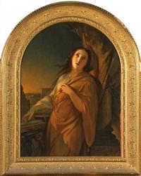 sainte cécile by jean baptiste van eycken