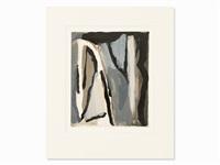 abstraction by bram van velde