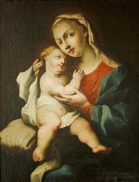 madonna con bambino by austrian school-vienna (18)
