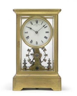 Design Tischuhr elektromechanische tischuhr by eureka clock co on artnet