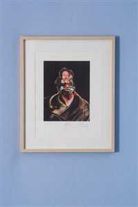 portrait d'isabelle rawsthorne by francis bacon
